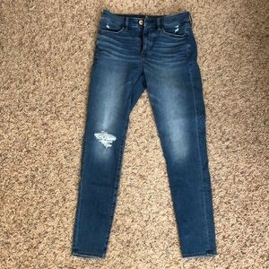 American Eagle High Rose Jeans